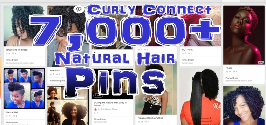 Natural Hair Pinterest