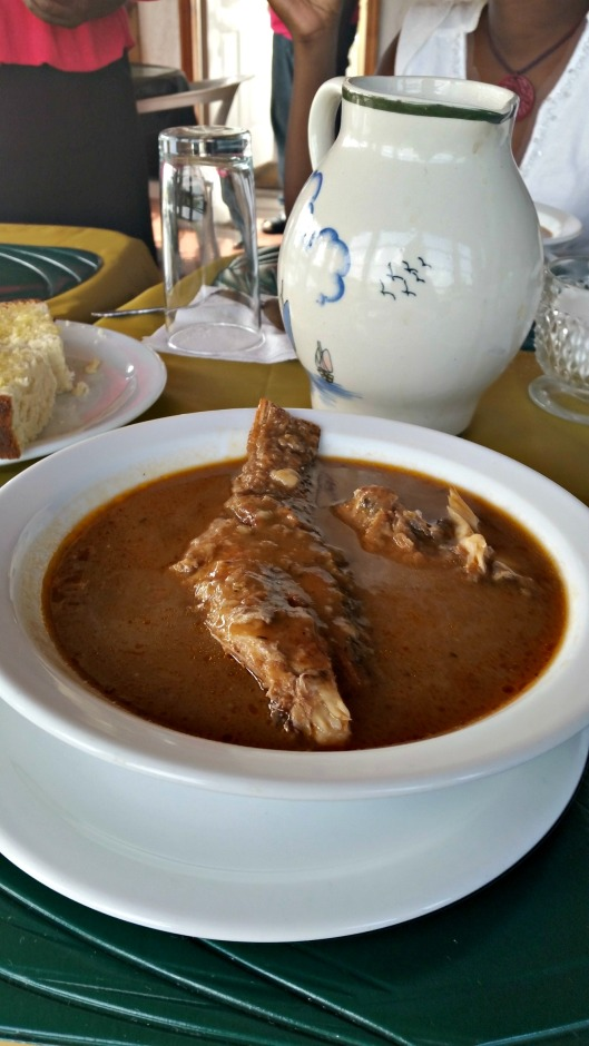 Stew Fish - Bahamas Food