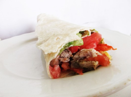 Summer Sandwich Wrap