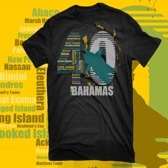 Bahamas Independence T-Shirt Design