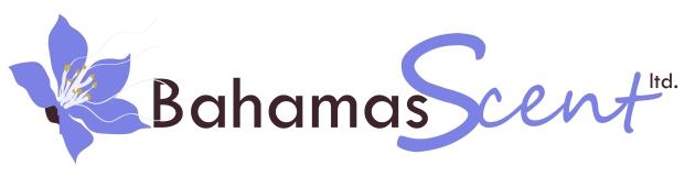 bahamas scent logo design