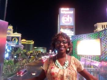 Photo of mysely at the Planet Hollywood Las Vegas