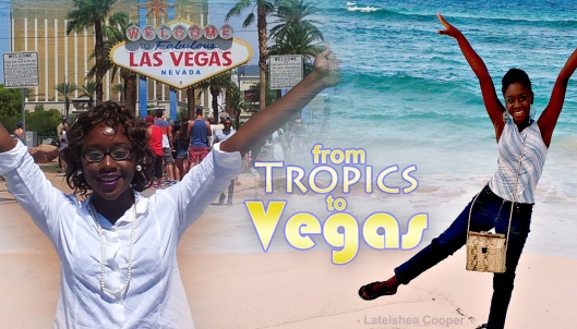 From Tropics to Vegas Cover Art